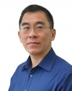 Antony Ng, CEO of D'Crypt Pte. Ltd.
